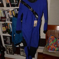 Used Dry Suit
